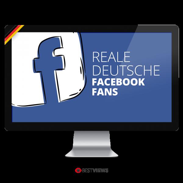 Facebook reale deutsche Fans kaufen