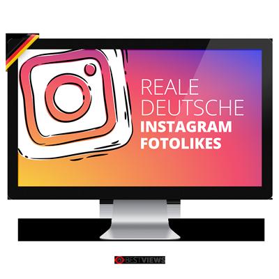 Instagram reale deutsche Foto Likes kaufen