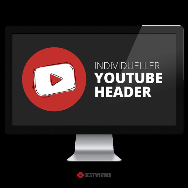 Social Media Werbeagentur Youtube Titelbild Header kaufen