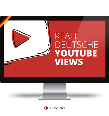 Deutsche Youtube Video Views kaufen