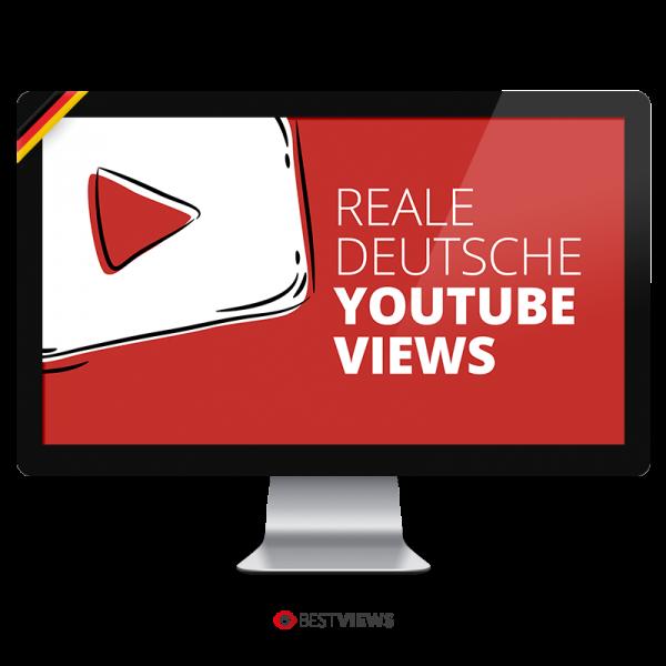 Youtube reale deutsche Video Views kaufen